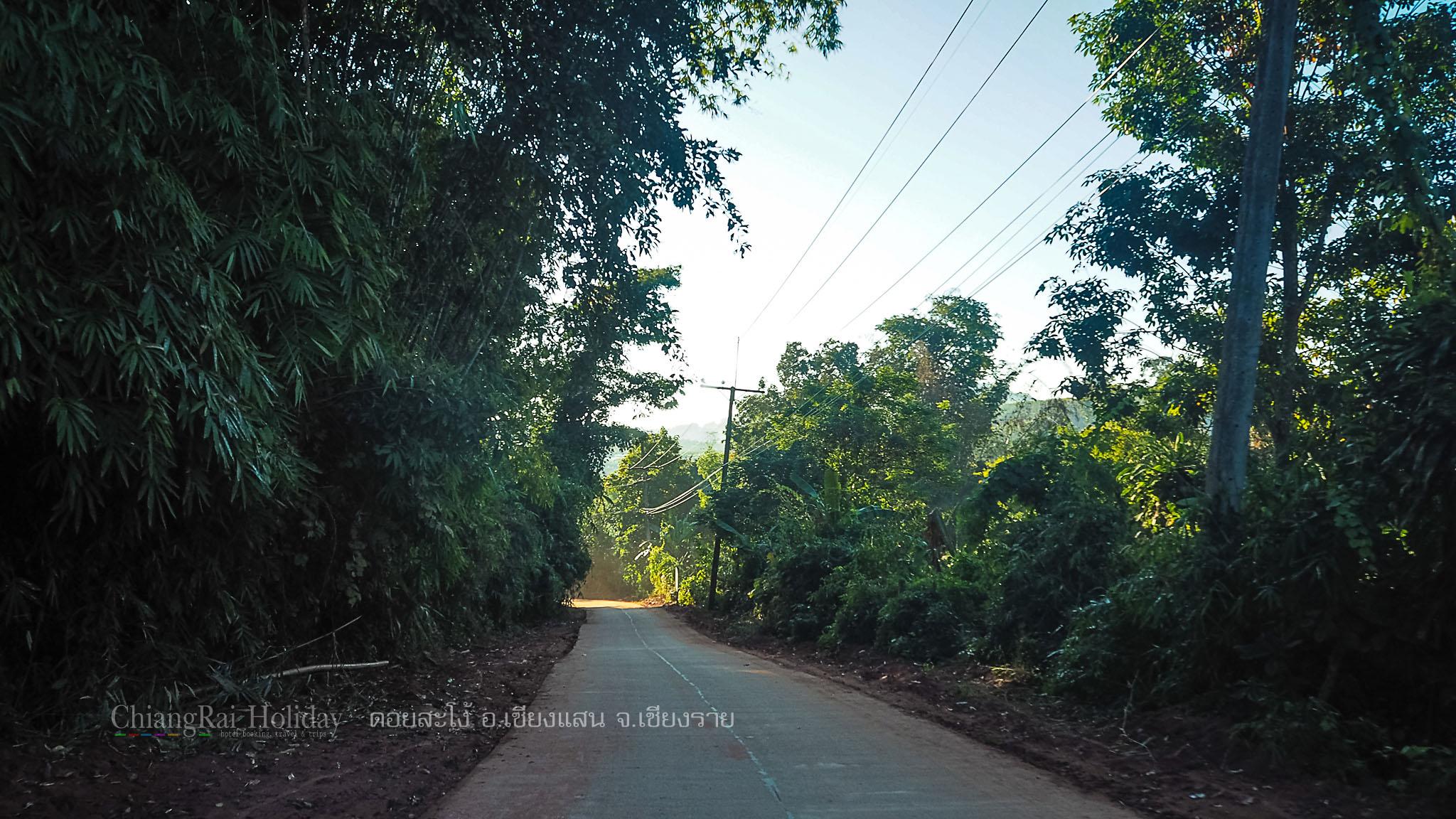 Doi sango, Chiangsean, Chiangrai, Thailand