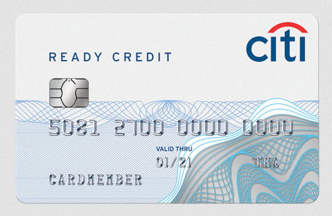 Citibank Ready Credit